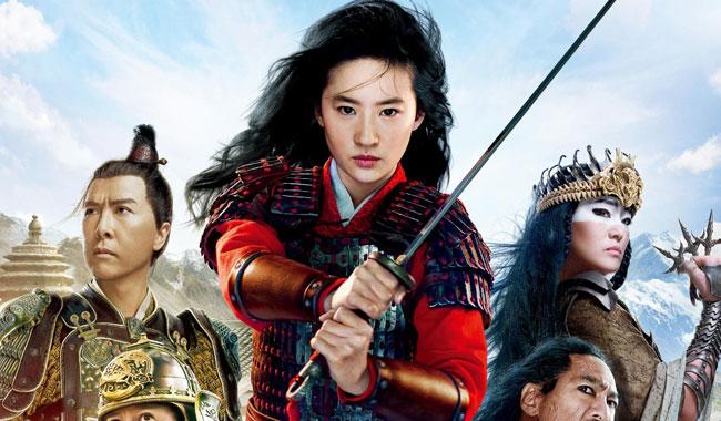 Nonton Film Mulan (2020) Dubbing Indonesia, Full Movie - Hits
